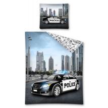 Rendőrautó ágyneműhuzat