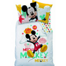 Mickey egér ágynemű garnitúra