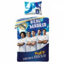 Real Madrid csapat ágyneműhuzat kék 2844fd84e8