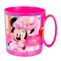 Minnie egér műanyag bögre