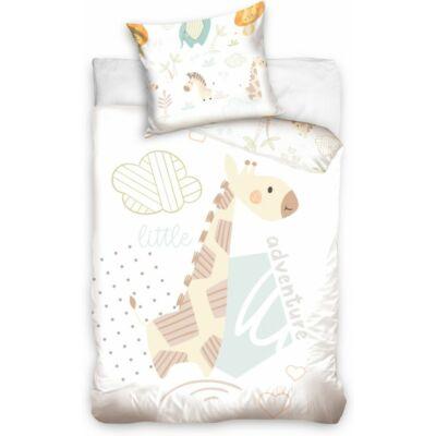 Zsiráf gyerek ágynemű