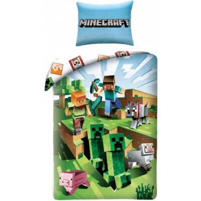 Minecraft ágynemű garnitúra