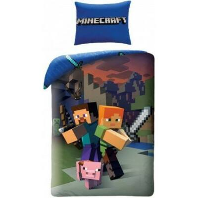 Minecraft ágyneműhuzat