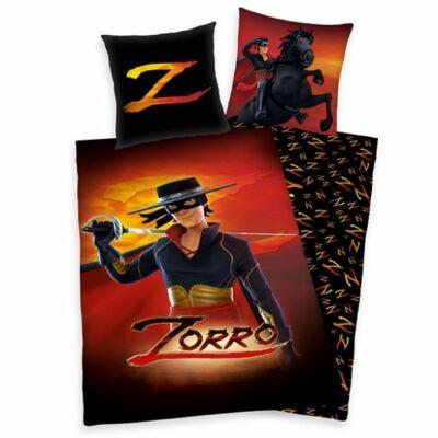 Zorro ágyneműmhuzat