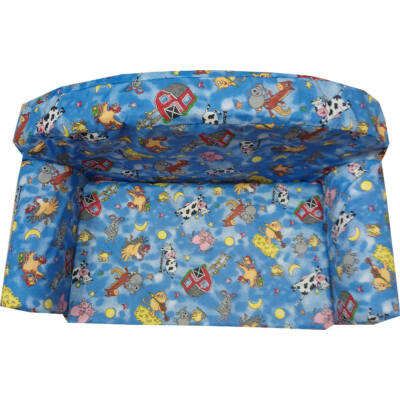 gyerek szivacs kanapé kihajthatós