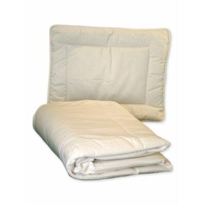Ovis ágynemű garnitúra, töltött mosható, fehér,steppelt