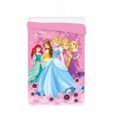 Disney hercegnők mintás ágytakaró