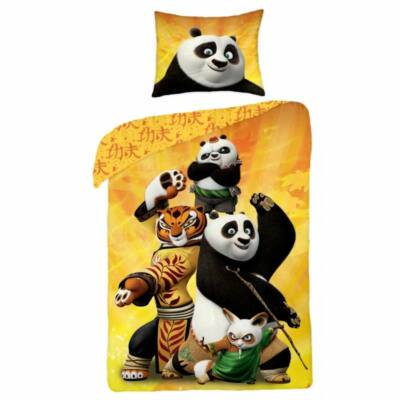 Kung Fu Panda ágyneműhuzat