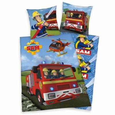 sam a tűzoltó ágyneműhuzat