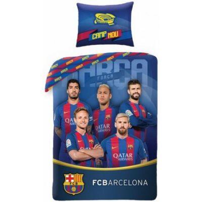 barcelona csapat ágyneműhuzat pamut