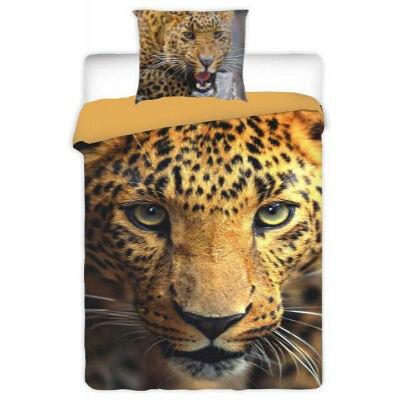 leopárd ágyneműhuzat