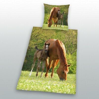 lovas ágyneműhuzat