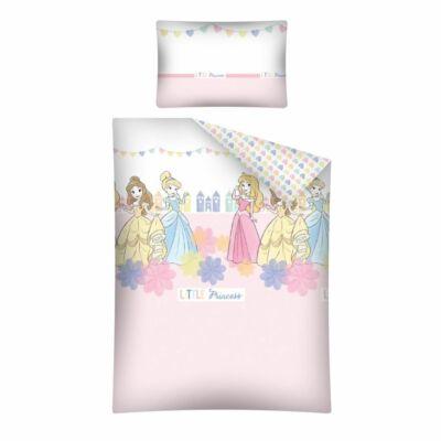 hercegnős ovis ágyneműhuzat rózsaszín