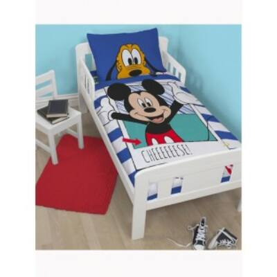 Mickey egér ovis ágyneműhuzat junior
