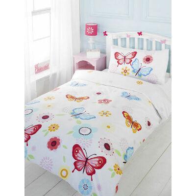 Pillangós ovis,gyerek ágyneműhuzat, ovis ágynemű