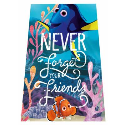 Nemo és Dory polár pléd, takaró