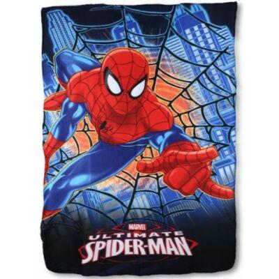 pókember mintás polár pléd, takaró