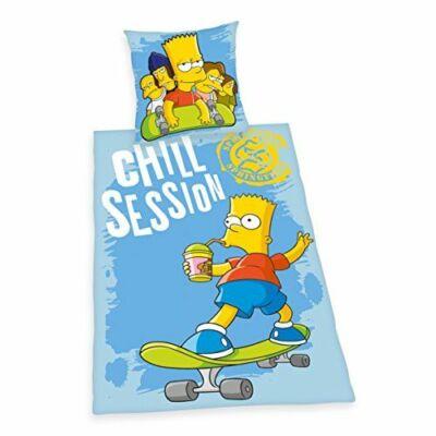 Simpsons család ágyneműhuzat