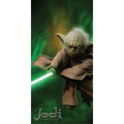 Star wars yoda fürdőlepedő pamut
