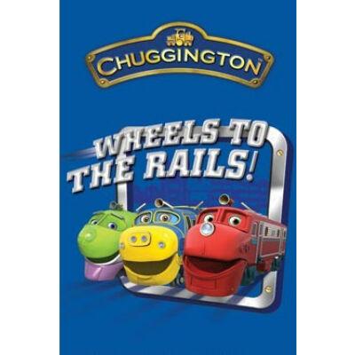 chuggington kéztörlő
