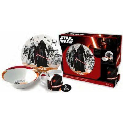 yoda star wars  kylo ren porcelán étkészlet