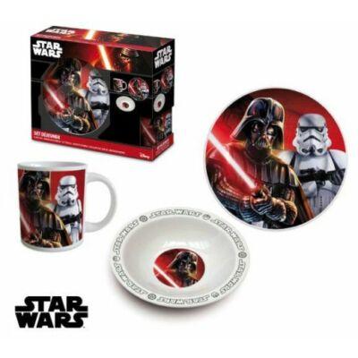 yoda star wars clone wars porcelán étkészlet