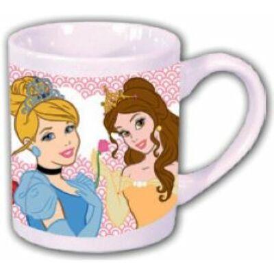 hercegnők porcelán bögre