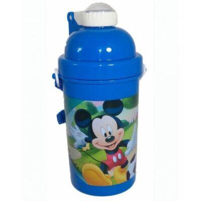 Mickey egér műanyag autómata kulacs