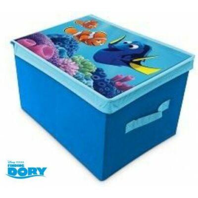 némó játéktároló doboz