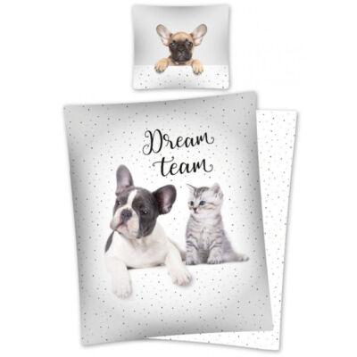 dream team kisállatos ágyneműhuzat