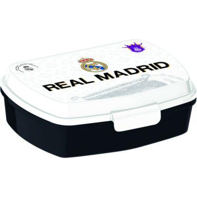 Real Madrid szendvicsdoboz