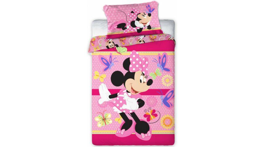 Minnie egér pillangós gyerek ágyneműhuzat · minnie ovis ágynemű b189c2ea2b