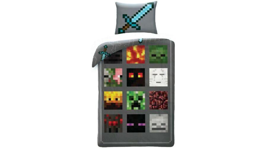 Minecraft ágynemű garnitúra fa6020df3e