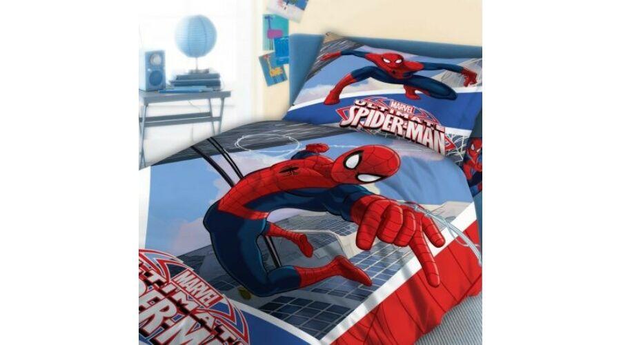 Pókember ágyneműhuzat kék dad0bafdea
