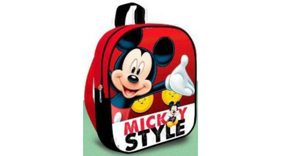 Mickey egér hátizsák ovisoknak színben cda0a49739