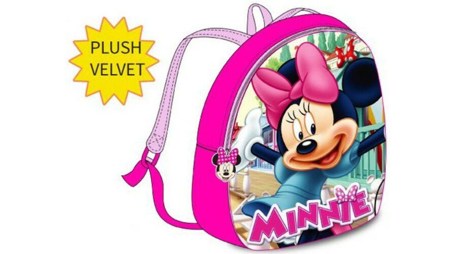 f9b5336e9ba2 Minnie egér plüss hátizsák 32 cm · minnie egér ovis hátizsák Katt rá a  felnagyításhoz