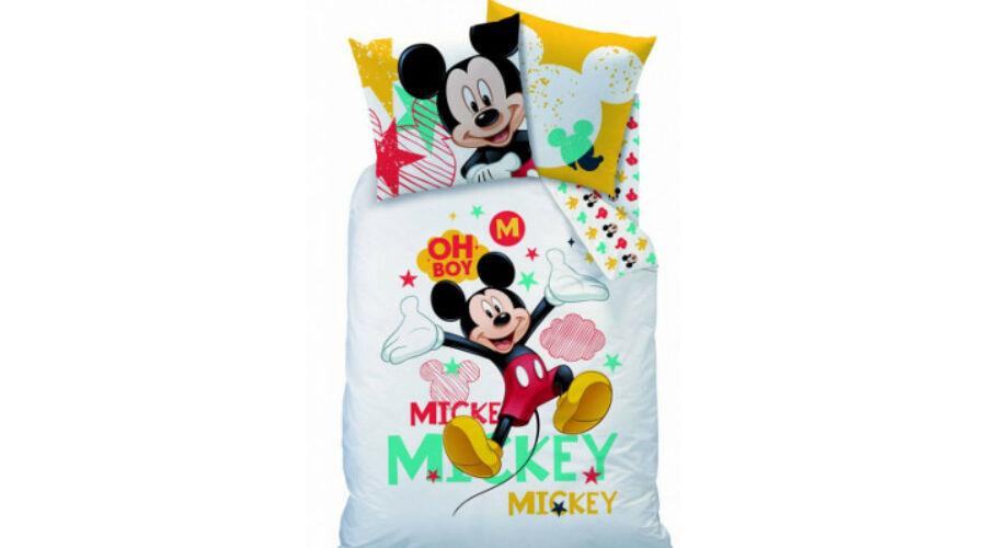 Mickey egér ágynemű garnitúra 78fd4bdd09