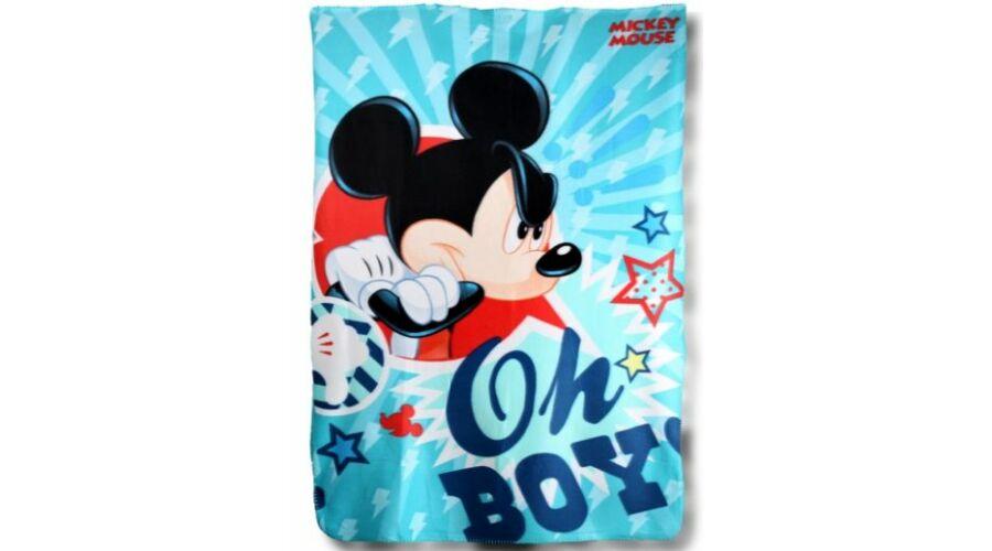 Mickey egér polár takaró pléd gyerekeknek puha anyagból d39df117dd