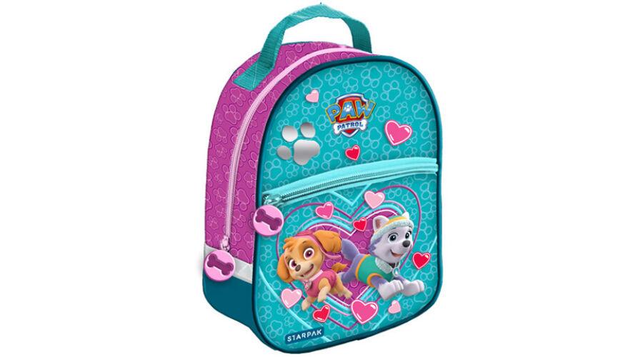 1dcd76385517 Mancs őrjárat hátizsák lányoknak · mancs őrjárat ovis kék egyrekeszes  zsebes hátizsák Katt rá a felnagyításhoz