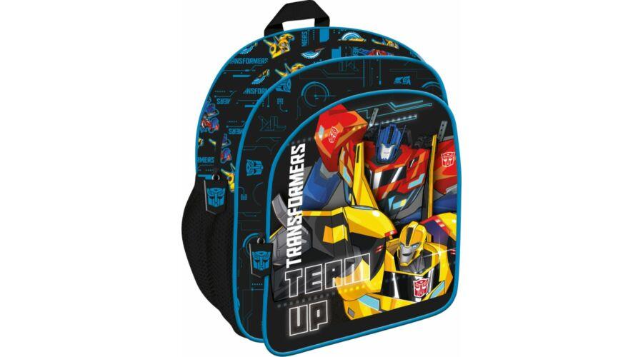 76466e8da22d Transformers hátizsák ovisoknak kék színben