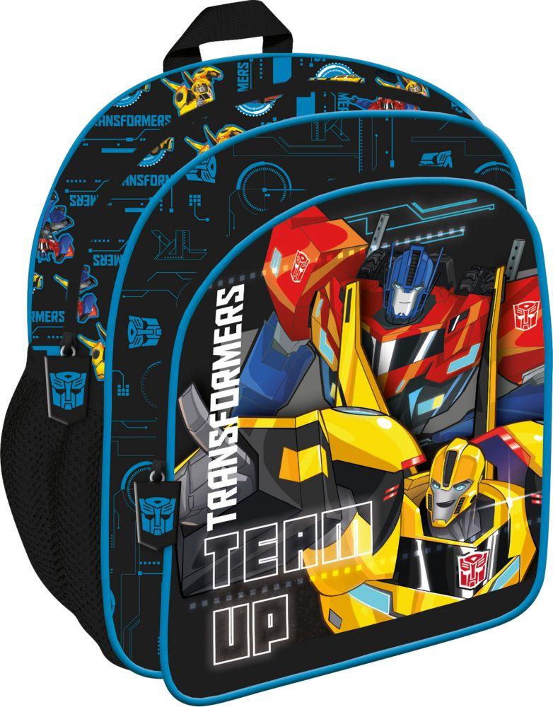 Transformers hátizsák ovisoknak kék színben 6497a01731